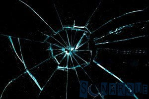 Sueña con vidrios rotos