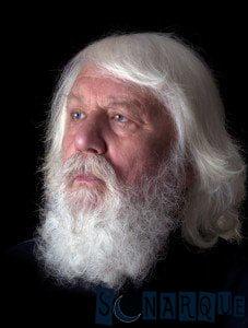 Soñando con una barba blanca
