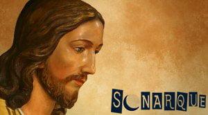 Imagen de Jesús soñando