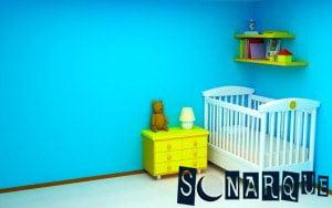 Soñar con la habitación de un bebé