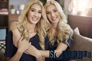 Soñar con gemelos idénticos