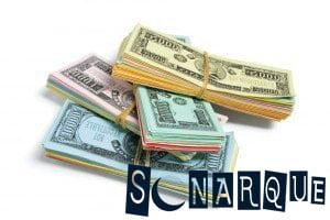 qué hacer con dinero falso