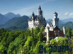 Soñar que ves un castillo