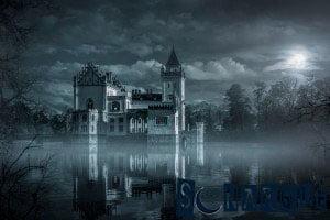 Soñar con un castillo embrujado