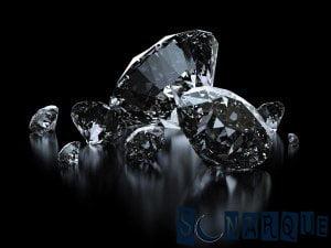 Sueña con un diamante brillante