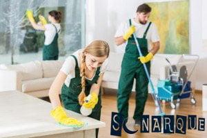 Soñar que limpia la casa