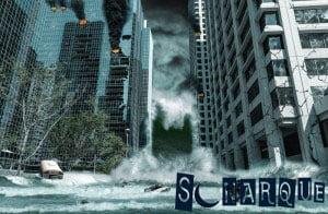 Soñar que ves un terremoto