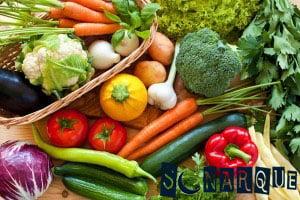 Soñando con verduras