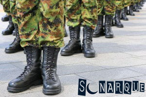 Soñar que es parte del ejército