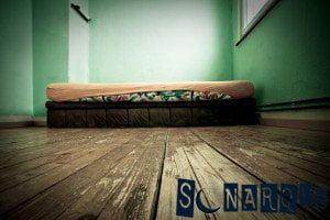 Soñando con un colchón viejo