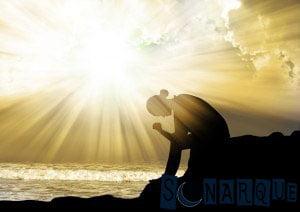 Soñar que pide perdón a Dios