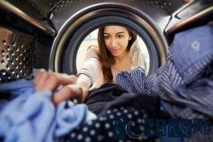 Soñando que estás lavando la ropa