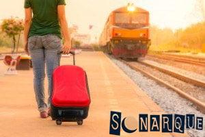 Soñando con viajar en tren