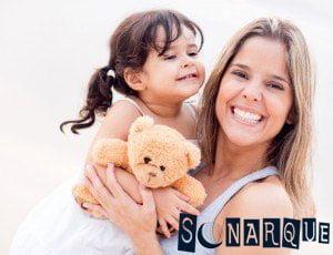 Soñar con la sonrisa de una madre