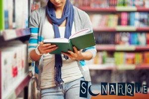 Soñar que estás en una biblioteca