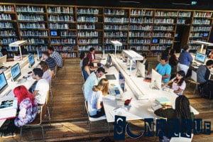 Soñando con una biblioteca completa