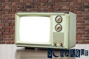 Soñando con la televisión vieja