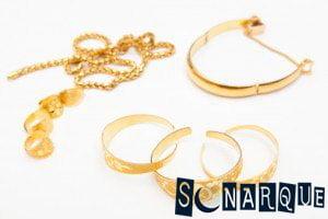 Soñar con joyas de oro