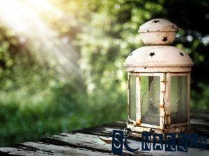Soñando con una lámpara vieja