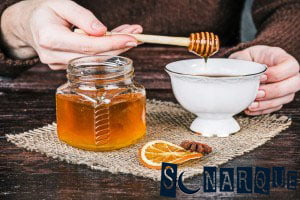 Soñando con comer miel