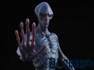 Soñar que te comunicas con un extraterrestre