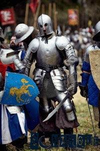 Soñando con armadura