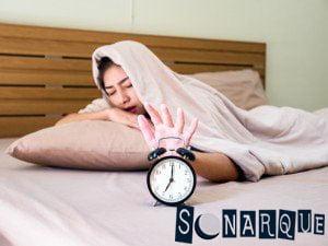 Soñando con una alarma