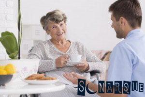 Soñando con una enfermera