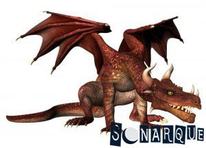 Soñar con un dragón