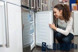 Soñar con un refrigerador
