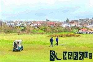 Soñar con golf 2
