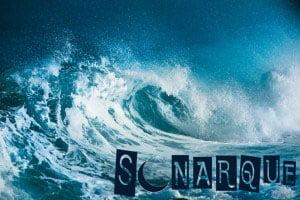 soñar con el mar y las olas