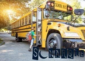 Soñando con un autobús escolar