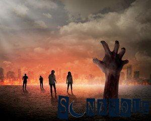 Soñar con un apocalipsis zombie
