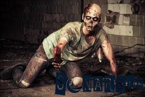 Soñando con un zombi
