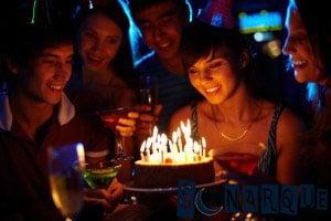 Soñando con una fiesta de cumpleaños