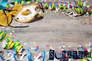 Soñando con una fiesta de carnaval