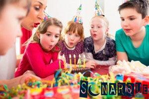 Soñando con una fiesta infantil