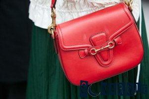 Soñando con un bolso rojo