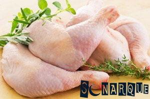 Soñar con carne de pollo