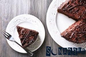 Soñar con tarta de chocolate
