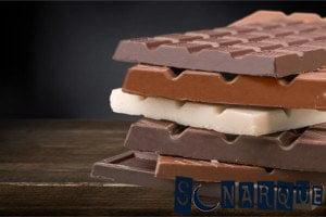 Soñar con una barra de chocolate
