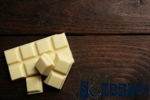 Soñando con chocolate blanco