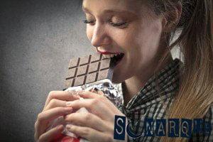 Soñar con comer chocolate