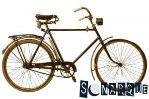 Soñar con una bicicleta vieja