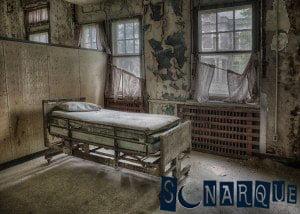 Soñando con un hospital abandonado