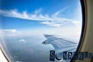 Soñar que vuelas en avión