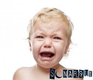 Soñar con el llanto de un bebé
