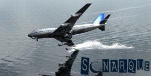 Sueña con aviones cayendo