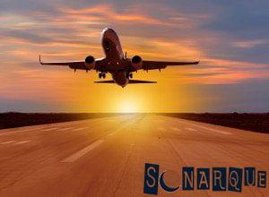 Soñar con un avión despegando